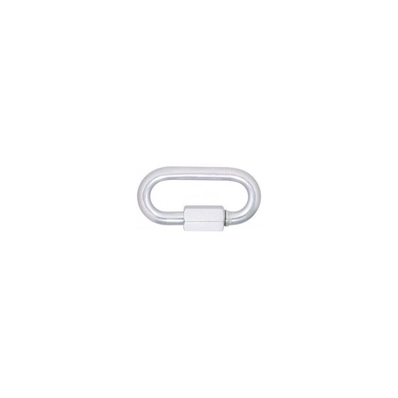 Connettore Ovale Quick Link In Acciaio