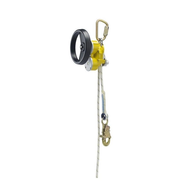Sistema Recupero Rollgliss R550 Da 40 Mt