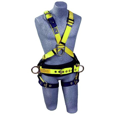 Ispezione Imbracatura Con Cintura