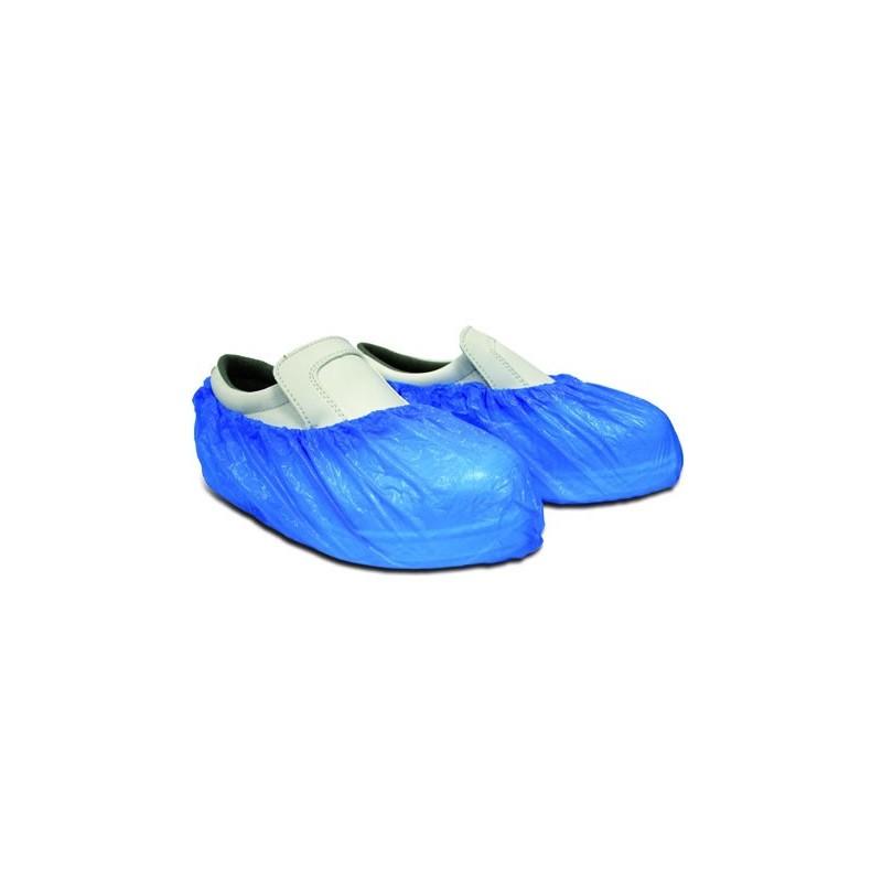 Sovrascarpa Pvc Blu Cf.100 Pz