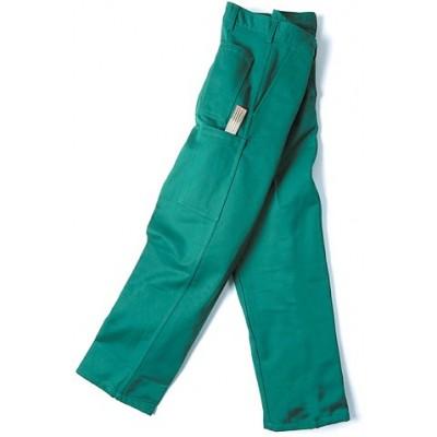 Pantalone Cotone 100% Verde