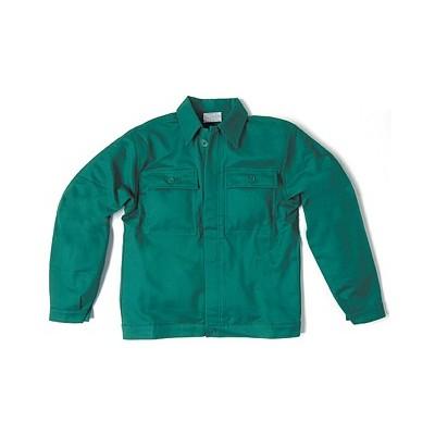 Giubbino Cotone 100% Verde