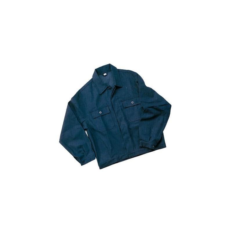 Giubbino Cotone Invernale Blu