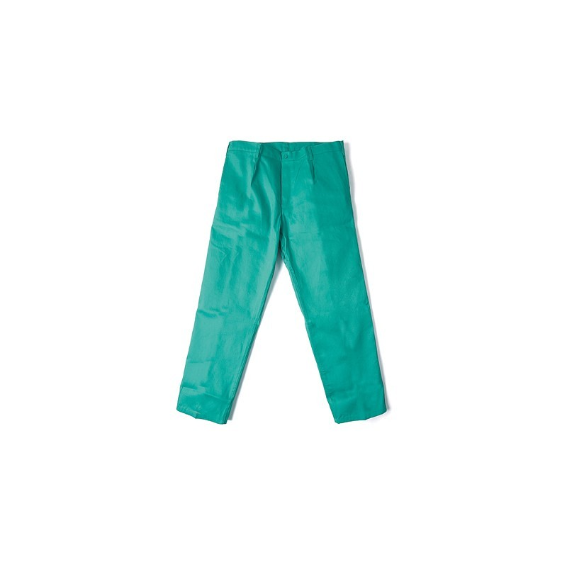 Pantalone Ignif. Verde 3°Cat.295Gr Arco