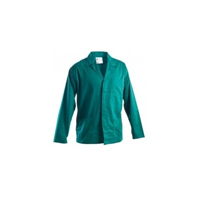 Giacca Cotone 100% Verde