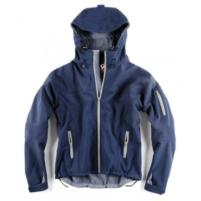 Giubbino Myday Softshell Drake