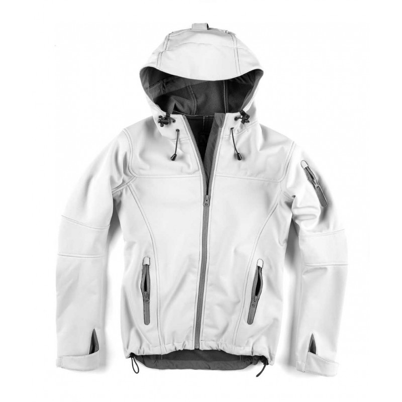 Giubbino Myday Softshell Crystal