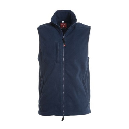 Gilet Pile Easy Full Zip 280Gr/Mq