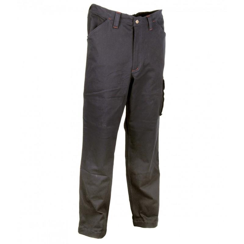 Pantalone Cofra Newcastle 97% Cot.3% Ela