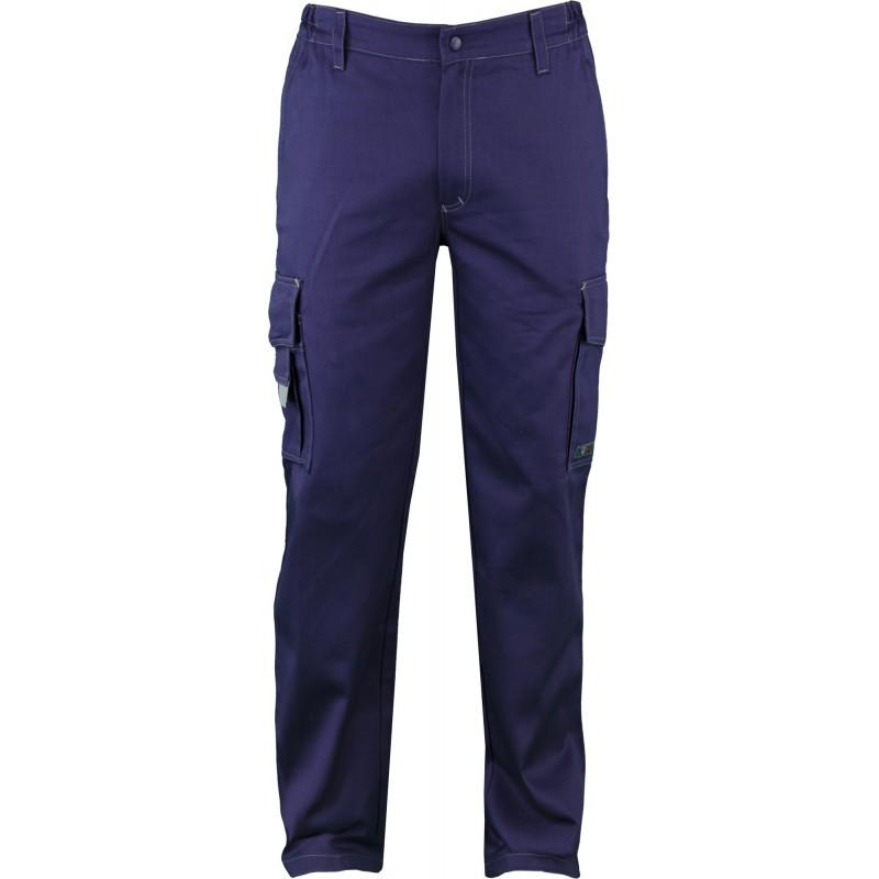 Pantalone Multipro Payper Defender Blu