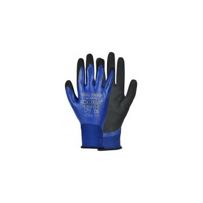 Guanto Cofra Total Proof G010 Ny/Nitrile