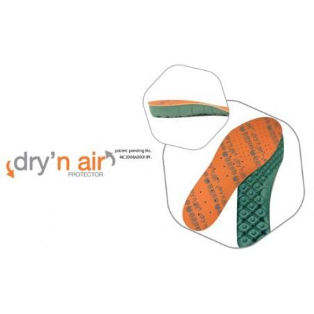 Plantare Base Dry'N Air Tessuto