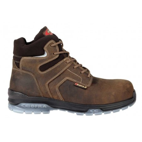 Calzatura Cofra Alta Pop Brown S3 Src
