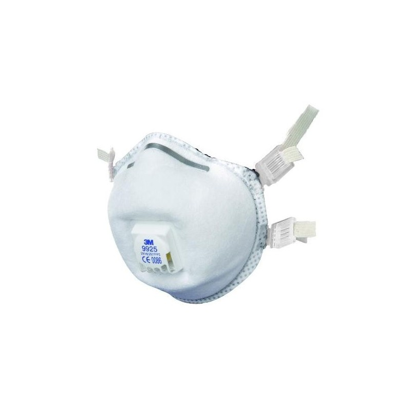 Respiratore 3M 9925 Ffp2 Nr D