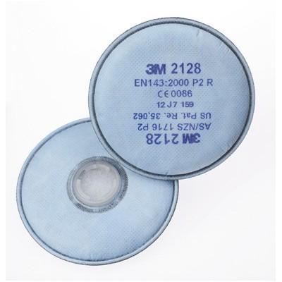 Filtro 3M 2128 P2 + Vap. Org. E Gas