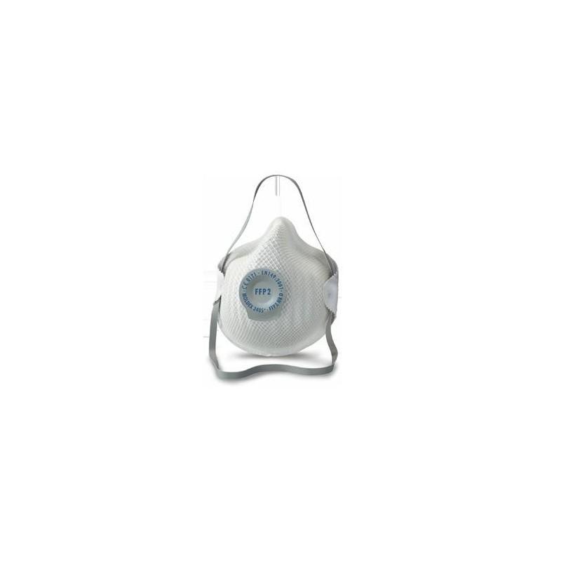 Respiratore Ffp2 S C/Valv. Ventex Mx2405
