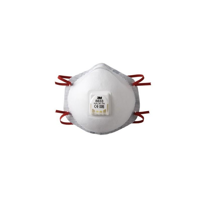 respiratore ffp3 3m