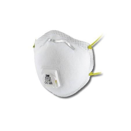 Respiratore 3M 8312 Ffp1 Nr D C/Valvola
