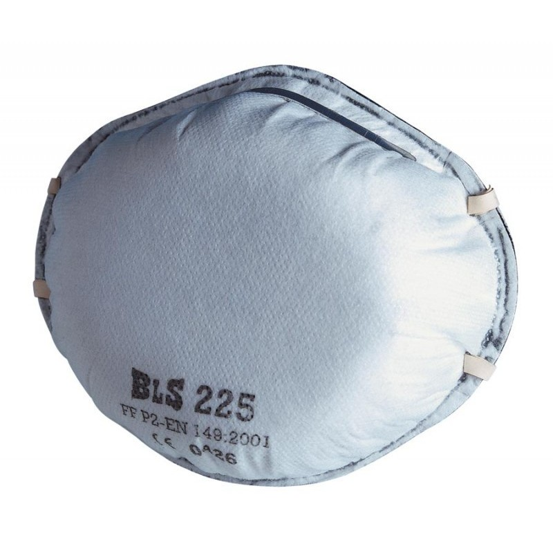 Respiratore Bls Ffp2 225B Carboni Attivi