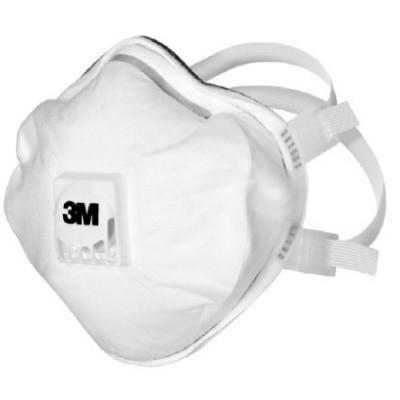Respiratore 3M 8233E Ffp3 R D C/Valvola