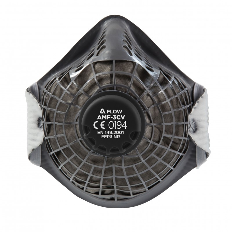 Respiratore As Alpha Flow Amf-3Cv Ffp3Nr