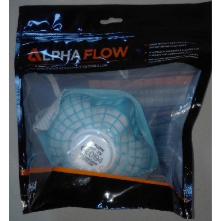 Respiratore As Alpha Flow Amf-3Cv Cf.1Pz