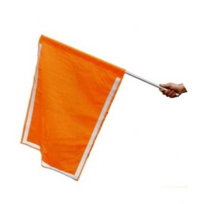 Bandierina Arancione Fluorescente