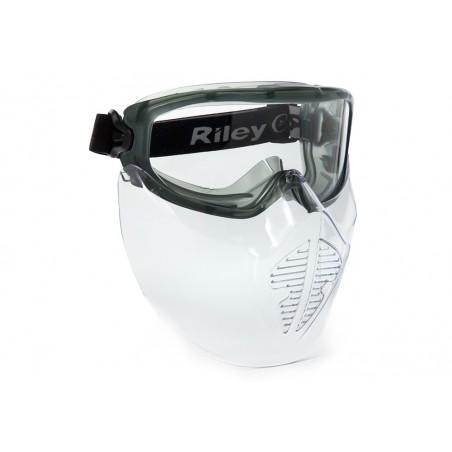 Protezione Facciale Riley X Vuetix Clear