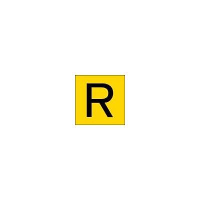 """Etichette Autoad.Lato Mm150 """"R"""""""