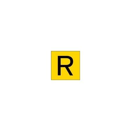 """Etichette Autoad.Lato Mm400 """"R"""""""