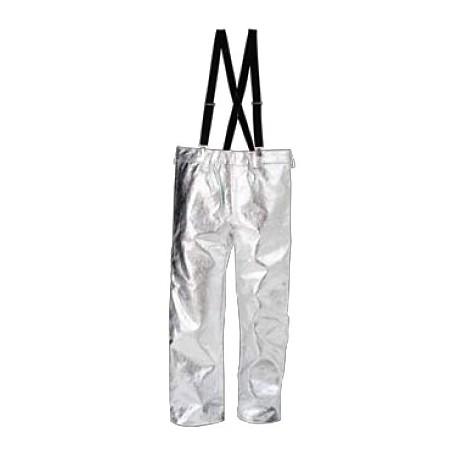 Pantalone Fibra Aram Allumin. Argento
