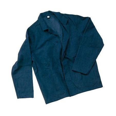 Giacca Cotone Invernale Blu