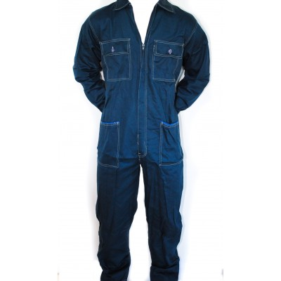 Tuta Massaua Blu Worker Clothing Sg601Bl