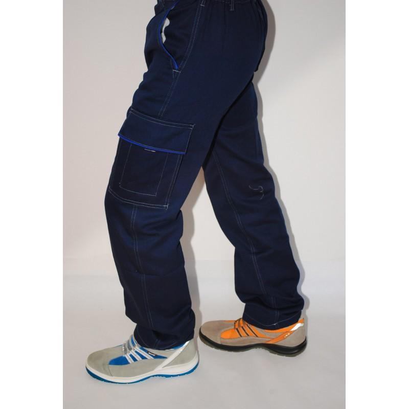 Pantalone Massaua Blu Worker Sg603Bl