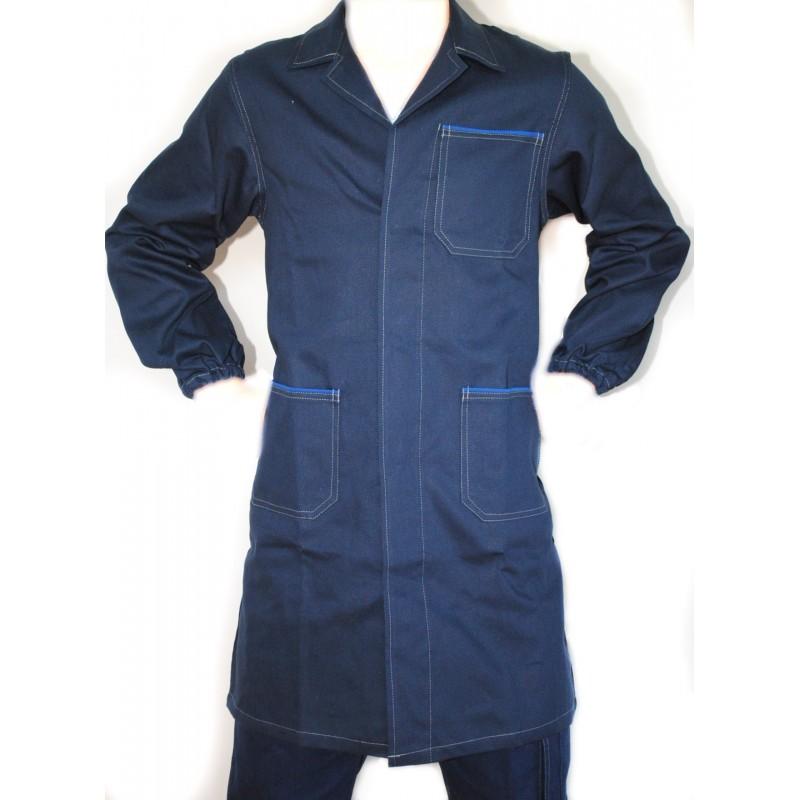 Camice Massaua Blu Worker Sg602Bl