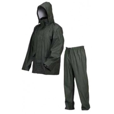 Completo Impermeabile Giacca+Pantalone