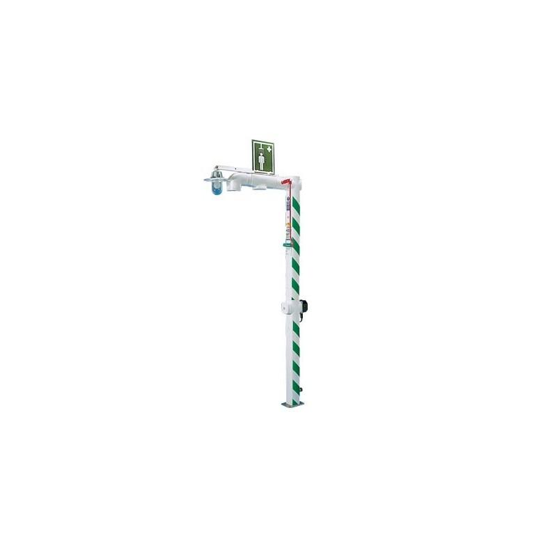 Doccia Zn Riscaldata Exp-Eh-5G