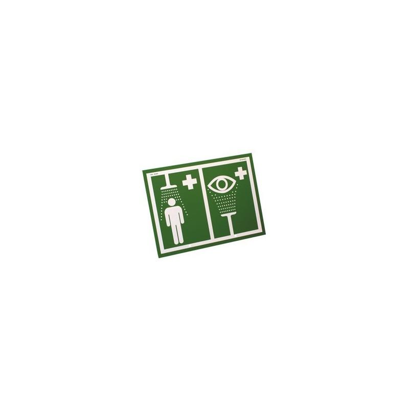 Cartello Lavaocchi C/Supporti
