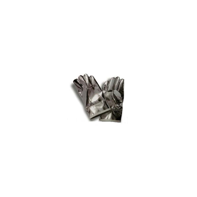 Guanti 5 Dita Vetro Alluminio Cm 28