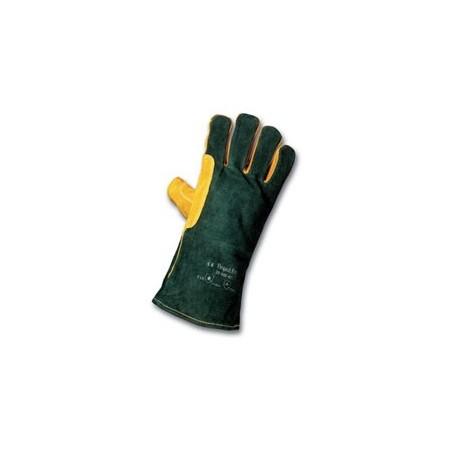 Guanti Crosta Green Welding .