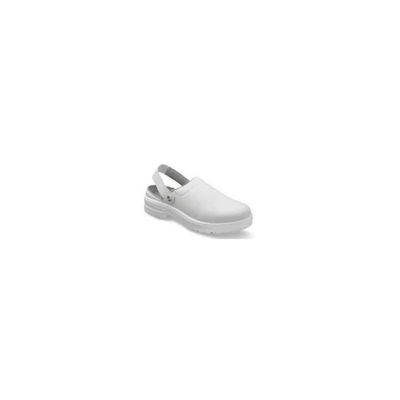 *Zoccolo Microfibra Bianco N/Forato