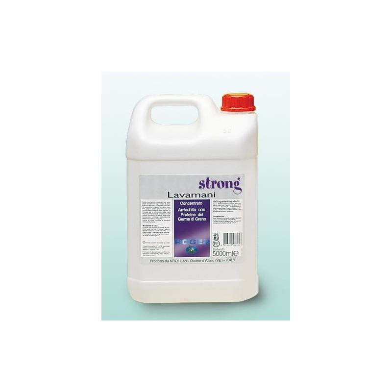 Sapone Deterg. Liquido Strong 1302