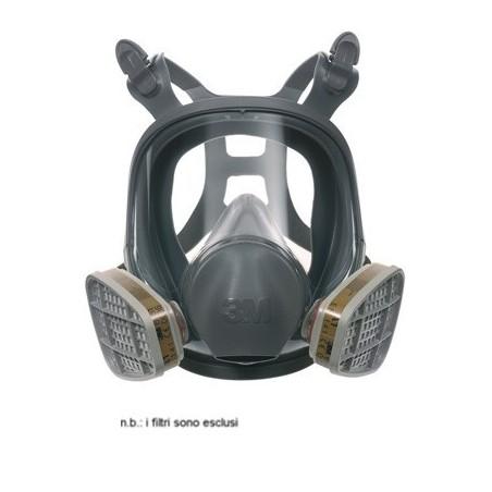 Maschera Pieno Facciale 3M 6900S Grande
