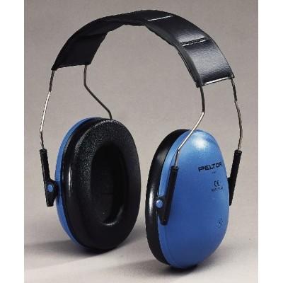 Cuffia 3M Peltor H4A Blu
