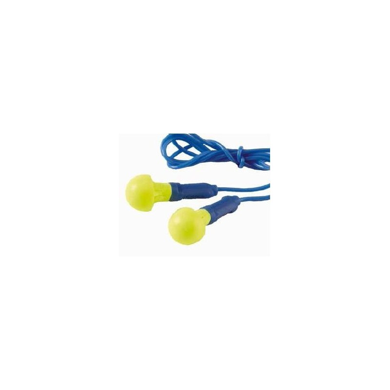 Inserti 3M Ear Push-Ins C/Cord. 100 Paia