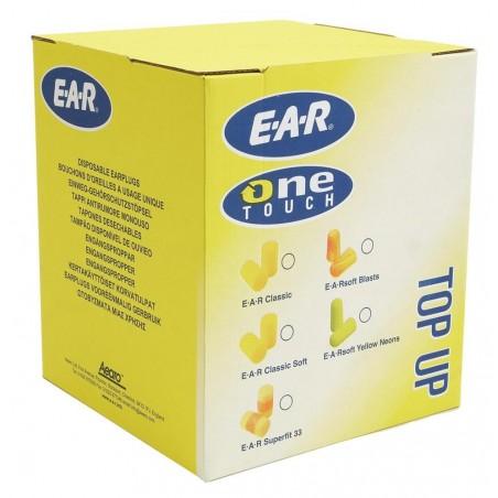 Cartone Ricarica 3M Ear Classic 500 Paia