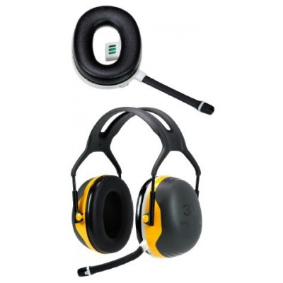 Sistema Comunic. Peltor Wireless Serie X