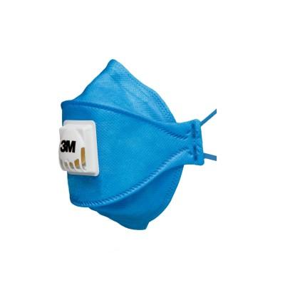 3M™ Aura™ Particulate Respirator, FFP2, Valved, 9422+