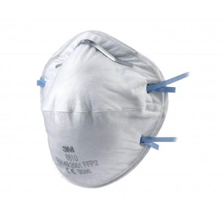 3M™ Respiratore monouso 8810, FFP2 NR D, senza valvola