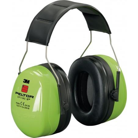 3M™ PELTOR™ Bull's Eye™ III Cuffie protettive, Verde militare, temporale, H540A-461-GB